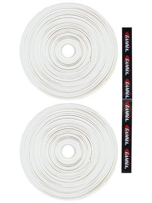 Gamma Supreme Overgrip Pro Pack White (x30)