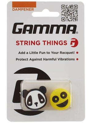 Gamma String Things Dampener 2 pack Panda