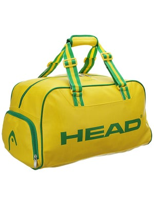 Head 4 Major Club Bag - Australia Yellow