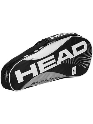 Head ATP Series Pro Black 3 Pack Bag