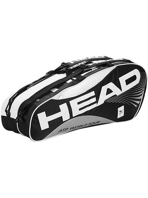 Head ATP Series Combi Black 6 Pack Bag