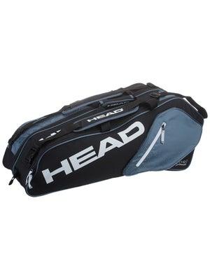 Head Tennis Bag >> Head Core Series Tennis Bag 6r Combi