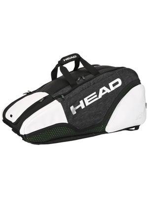 Head Tennis Bag >> Head Djokovic Monstercombi 12r Pack Bag