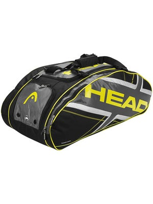 Head Elite Series All Court 3 Pack Bag