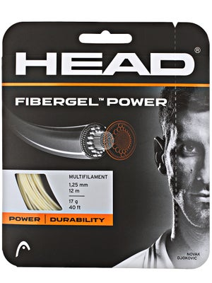 Head FiberGEL Power 17 String