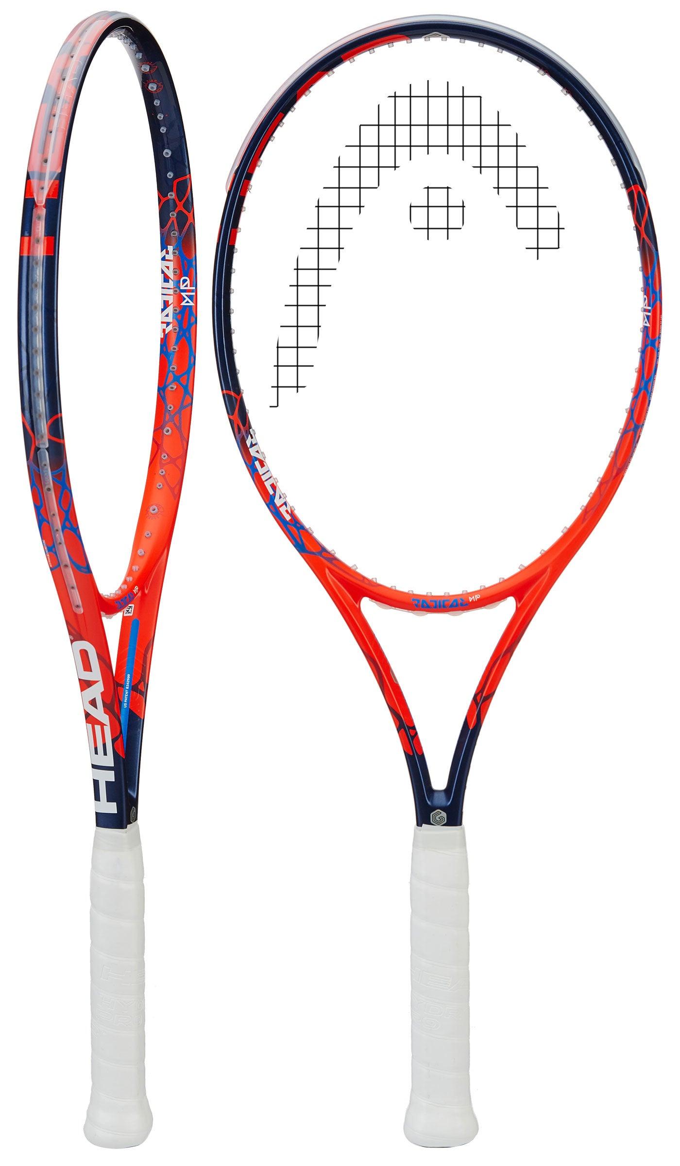 Head Graphene Touch Radical MP Racquets