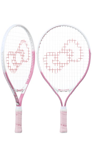 Hello Kitty Junior Tennis Racquet 19 - Pink