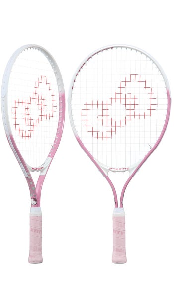 Hello Kitty Junior Tennis Racquet 21 - Pink
