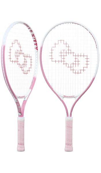 Hello Kitty Junior Tennis Racquet 23 - Pink
