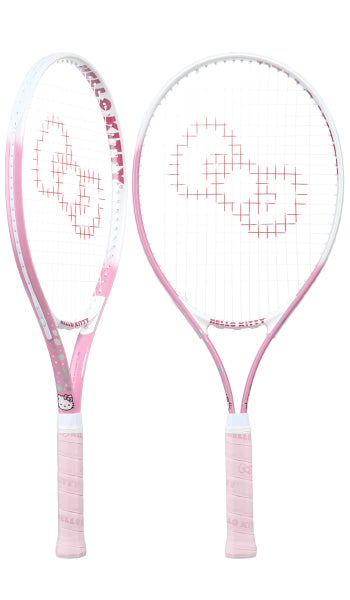 Hello Kitty Junior Tennis Racquet 26- Pink