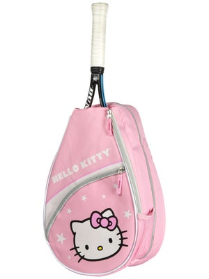 Hello Kitty Sports Tennis Backpack Bag - Pink
