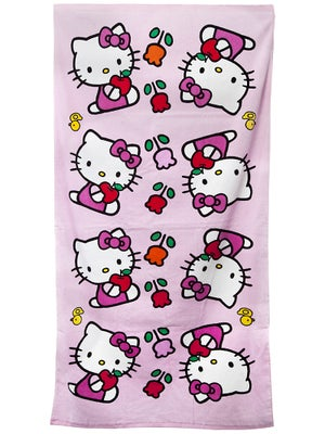 Hello Kitty Beach Towel Print 30