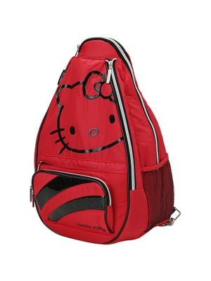 Hello Kitty Tennis Premier Tennis Backpack - Red
