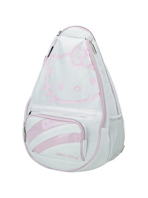 Hello Kitty Tennis Premier Tennis Backpack - White