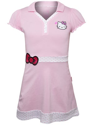Hello Kitty Toddler/Girl's Princess Polo Dress