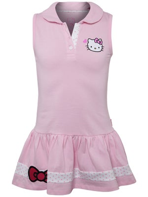 Hello Kitty Toddler/Girl's Sleeveless Polo Dress