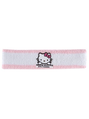 Hello Kitty Headband Pink/White