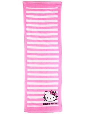 Hello Kitty Hand Towel Stripe 13