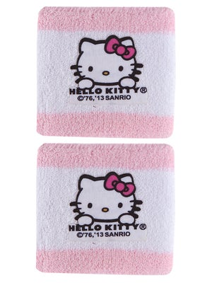 Hello Kitty Wristband Pink/White