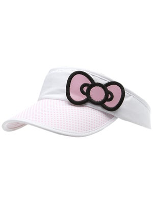 Hello Kitty Women's Bow Visor