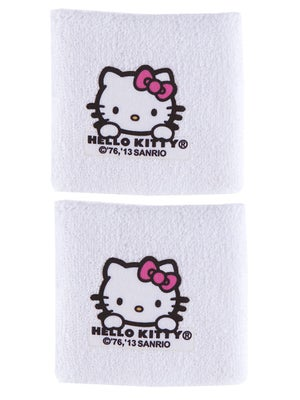 Hello Kitty Wristband White