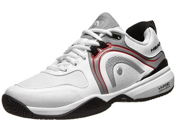 Head Cruze Pro White/Black/Red Men's Shoes