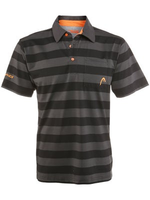 Head Men's Spring 1 Steady Stripe Polo
