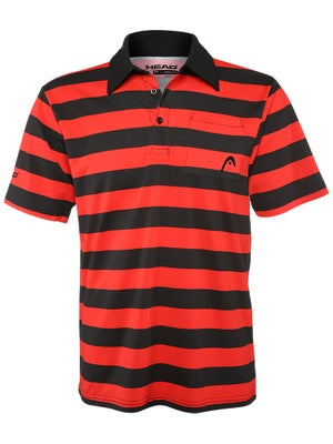 Head Men's Spring 2 Steady Stripe Polo