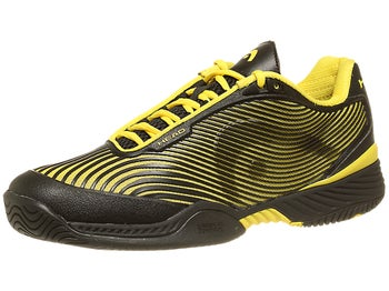 Head Speed Pro III Black/Yellow Men's Shoes