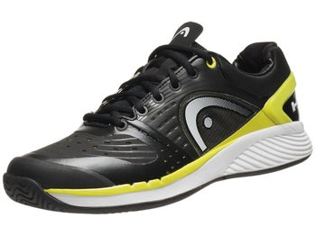 Head Sprint Pro Black/Lime Men's Shoes