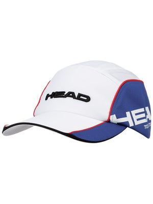 Head Men's Tour Team Hat White/Blue