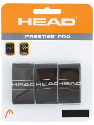 Head Prestige Pro Overgrip White 3 Pack