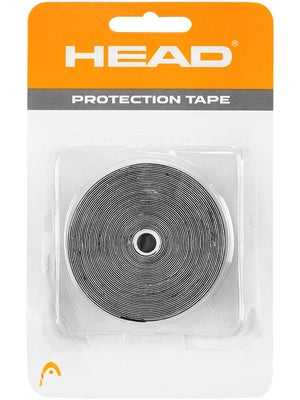 Head Protection Tape Black