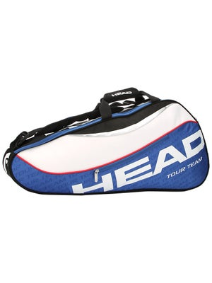Head Tour Team Blue/Red Pro 3 Pack Bag