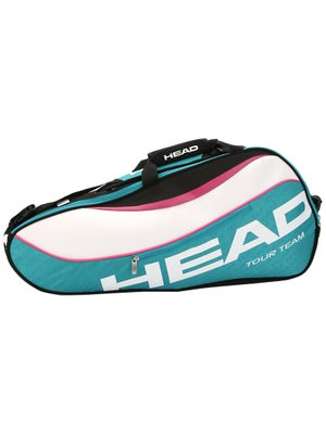 Head Tour Team Teal Pro 3 Pack Bag