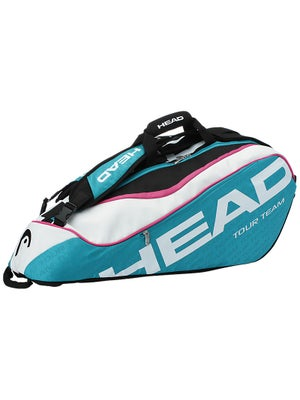 Head Tour Team Teal Combi 6 Pack Bag
