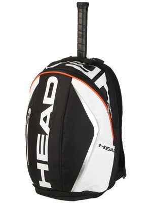 Head Tour Team White/Black Backpack Bag