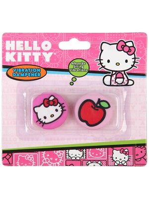 Hello Kitty Vibration Dampener (Face & Apple)