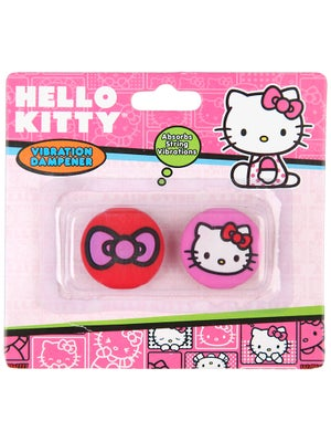Hello Kitty Vibration Dampener (Face & Bow)