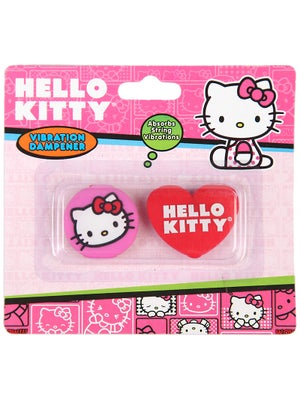 Hello Kitty Vibration Dampener (Face & Heart)