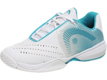 Head Instinct II Team White/Blue Women's Shoes