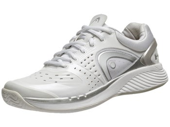 Head Sprint Pro White/Silver Women's Shoes