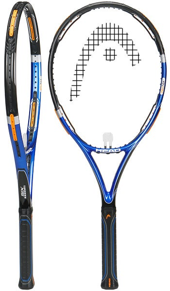 Head YOUTEK Six Star Racquets