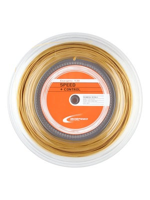 ISOSPEED Energetic 16 String Reel Gold