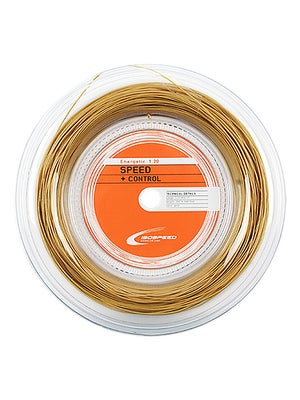ISOSPEED Energetic 17 String Reel Gold