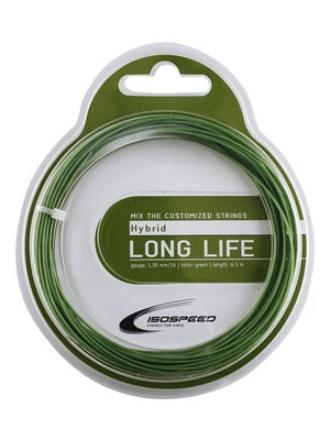 ISOSPEED Hybrid Long Life Half Set String