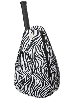 Jet Small Sling Bag Racing Stripes