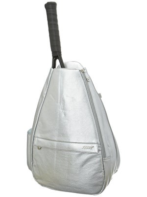 Jet Small Sling Bag Silver Nickel