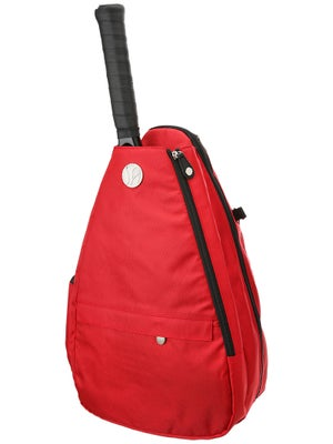 Jet Small Sling Bag Solid Red