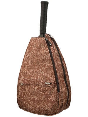 Jet Small Sling Bag Caramel Vine